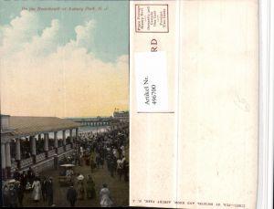 496700,New Jersey On the Boardwalk at Asbury Park Promenade