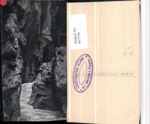 497779,Liechtensteinklamm Klamm b. St. Johann