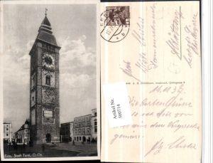 500714,Enns Stadt Turm
