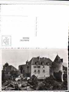 502644,Gruyeres Greyerz Le Chateau Schloss Kt Freiburg