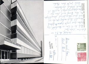502770,Neuchatel Neuenburg Fabriques de Tabac Reunies S.A. Fabrik