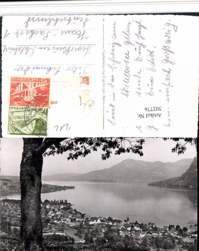 502776,Hergiswil am See Totale Kt Nidwalden
