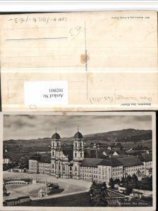502801,Einsiedeln Kloster Kirche Kt Schwyz