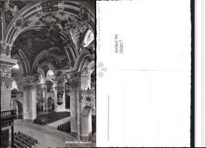 502817,Einsiedeln Stiftskirche Kirche Innenansicht Kt Schwyz
