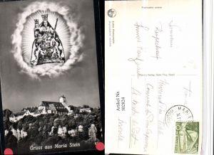 502824,Gruß aus Mariastein Kloster b. Metzerlen Gnadenbild Kt Solothurn