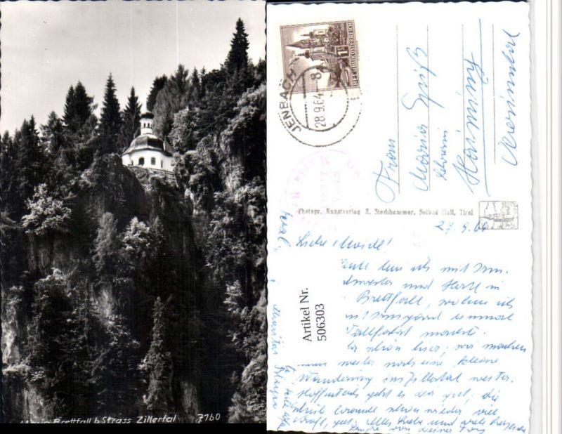 506303,Maria Brettfall b. Strass im Zillertal Kirche