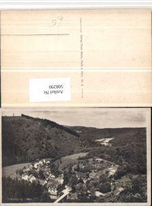 508290,Treseburg im Harz Totale