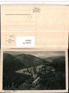508292,Treseburg im Harz Totale