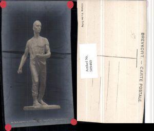 509460,Carlsberg Glyptotek Meunier Saedemanden Statue