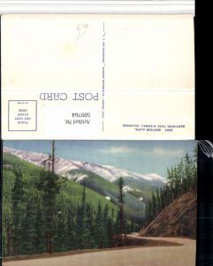 509764,Colorado Berthoud Pass Highway Western Slope Bergkulisse