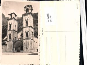 510296,Montenegro Kotor Kirche Türme