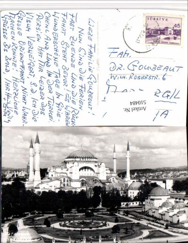 510484,Turkey Istanbul Ayasofya Moschee