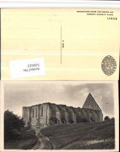 510522,Estonia Pirita Kloostri Varemed Brigittenkloster Ruine