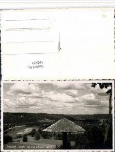 510523,Latvia Sigulda Skats no Paradizes kalna Landschaft Fluss