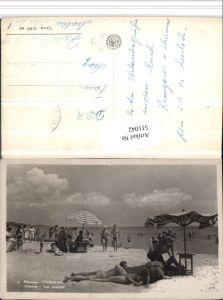 511042,Bulgaria Varna Warna La plage Strandleben Strand