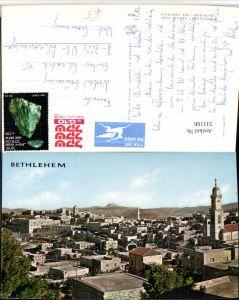 511166,Palästina Bethlehem Partial view Teilansicht