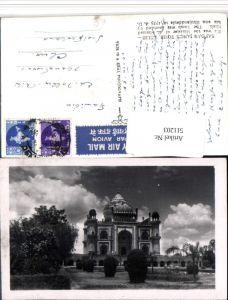 511203,India Delhi Safdar Jangs Tomb Mausoleum Grabmal