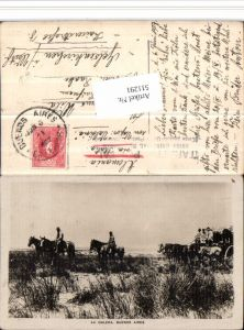 511291,Argentina Buenos Aires La Calera Reiter Pferde Kutsche