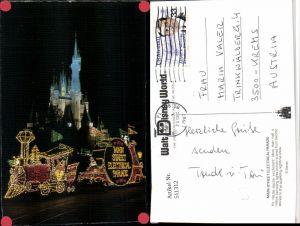 511312,Florida Orlando Walt Disney World Main Street Electrical Parade