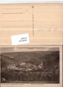 515678,Treseburg im Harz Totale vom Rennstieg