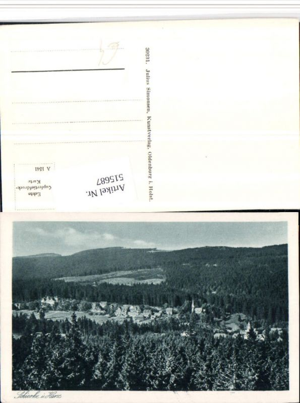 515687,Schierke im Harz Totale