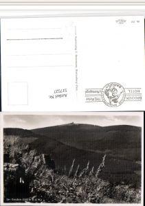 517527,Blick zum Brocken b. Wernigerode
