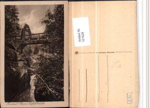517629,Bodetal im Harz Teufelsbrücke Brücke b. Altenbrak