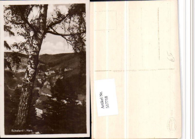 517718,Rübeland b. Oberharz am Brocken Totale