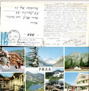 517852,Bulgaria Rila 20 X 10 cm