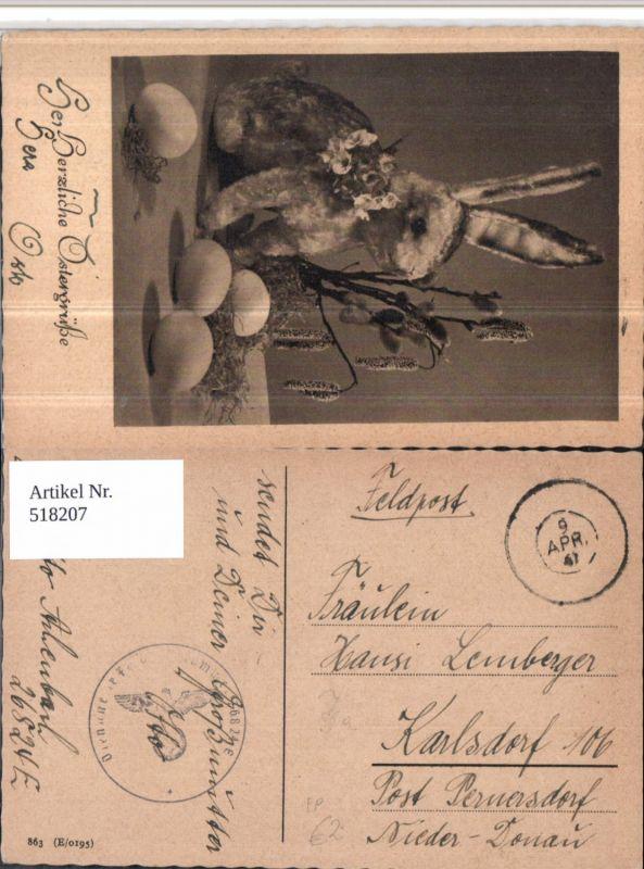 518207,WK 2 Feldpost Tarnstempel Dienststelle 26824 E Karlsdorf Pernersdorf