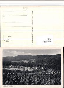 518411,Schierke im Harz Totale