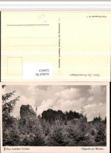 518413,Schierke am Brocken Wald Felsen Klippe