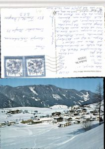 519326,Hinterthiersee b. Thiersee Totale Winterbild