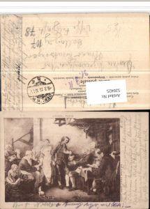 520425,Künstler AK J.-B. Greuze Die Verlobten Personen