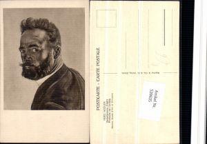520635,Künstler AK Ferd. Hodler Selbstbildnis Mann Portrait