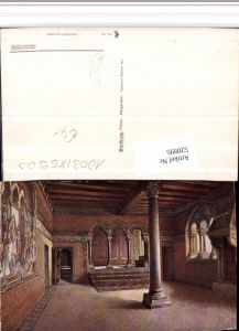 520895,Künstler AK Berthold Pierson Eisenach Wartburg Pallas Sängersaal