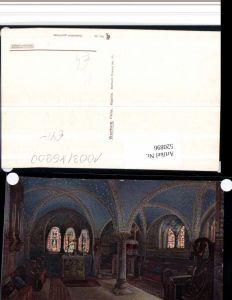 520896,Künstler AK Berthold Pierson Eisenach Wartburg Pallas Kapelle