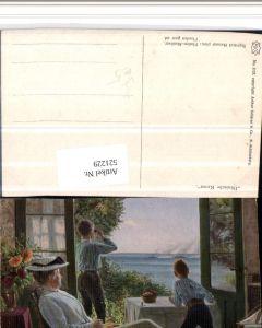 521229,Asco AK 3133 Künstler Sigvard Hansen Flotten-Manöver Kinder