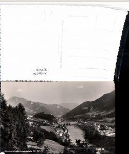 522574,Losenstein Totale Brücke Bergkulisse