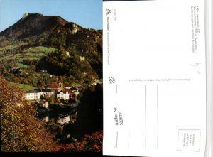522877,Losenstein an d. Enns Totale m. Ruine