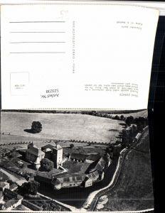 523238,Hrad Svihov Schwihau Burg Fliegeraufnahme