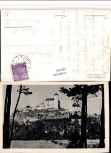 523638,Kunetitzer Berg Kuneticka Hora Burg b. Stare Hradiste