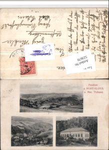 523670,Bohdalova Moravske Trebove Mährisch Trübau Totale Mehrbildkarte