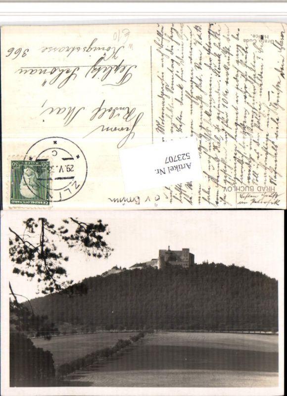 523707,Hrad Buchlov Burg b. Buchlovice Buchlowitz
