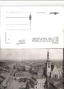 523745,Prostejov Proßnitz Mesto odevu Teilansicht Kirche