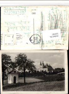 523787,Olomouc Olmütz Svaty Kopecek Heiligenberg Kloster Kapelle