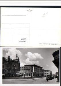 523858,Pardubice Pardubitz Smetanovo namesti Straßenansicht