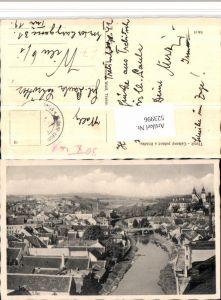 523996,Trebic Trebitsch Celkovy pohled s Hradku Teilansicht