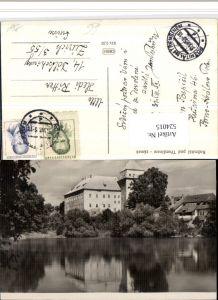 524015,Rozmital pod Tremsinem Rosenthal Zamek Schloss