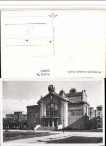 524023,Pardubice Pardubitz Mestske divadlo Theater Gebäude